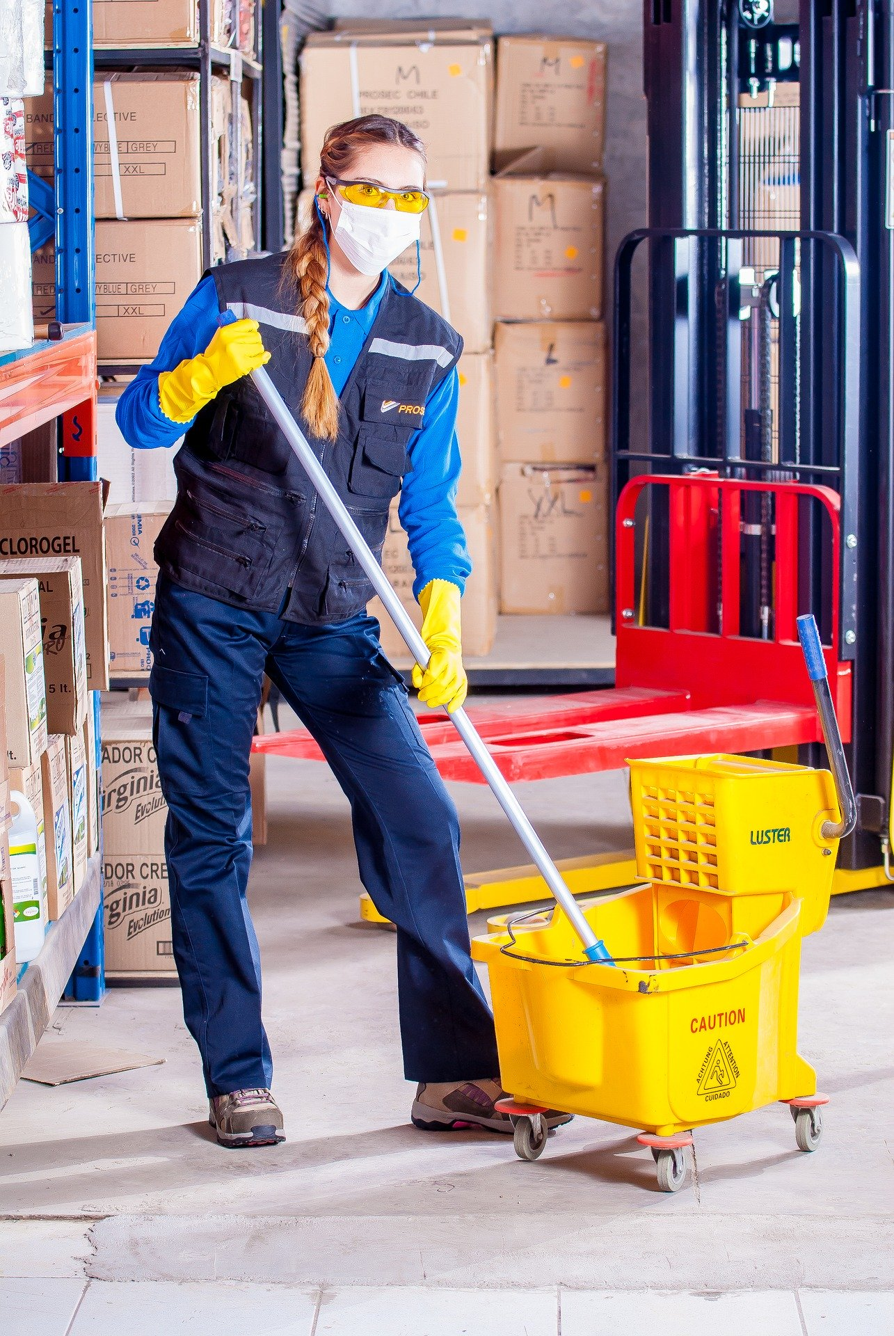 servicio de limpieza de comunidades empresas y negocios
