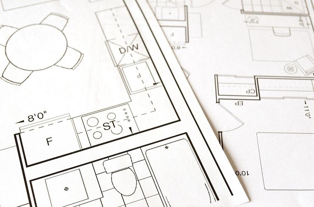 planos para construir una nueva casa