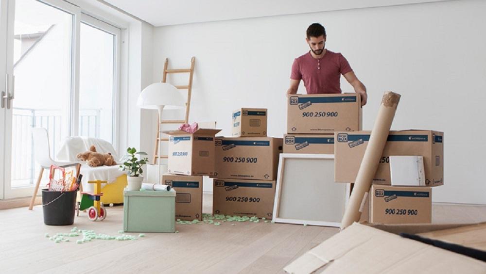 Mudanzas de viviendas en Barcelona