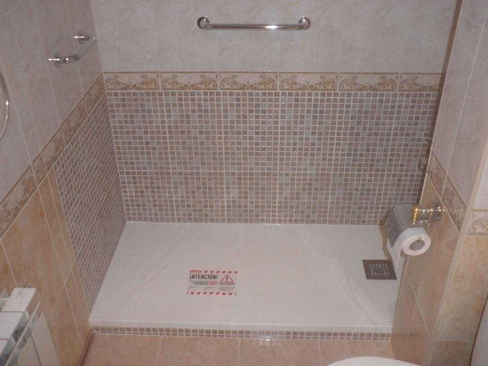 Cambiar bañera por ducha en Barcelona