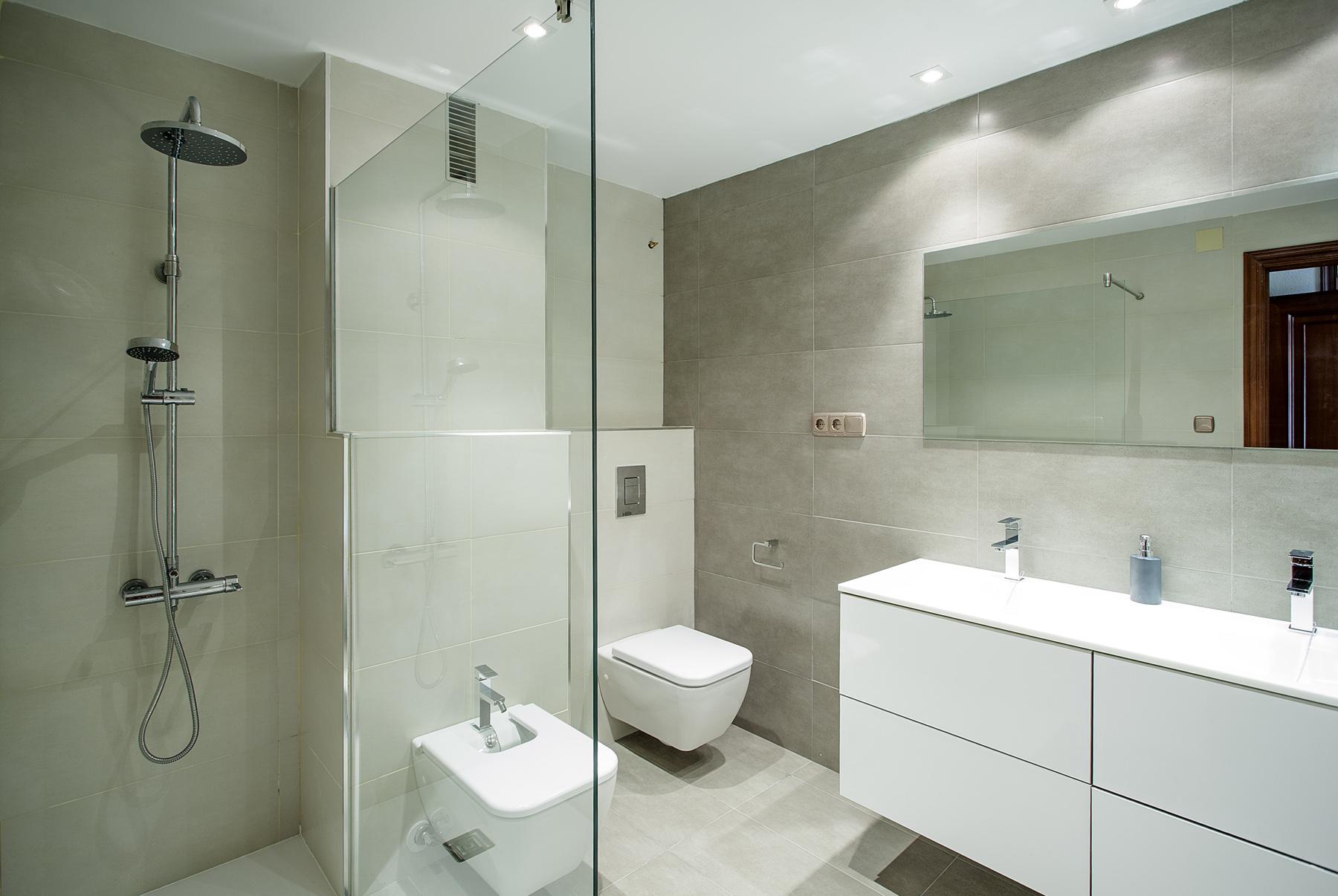 Reformar baño en Madrid