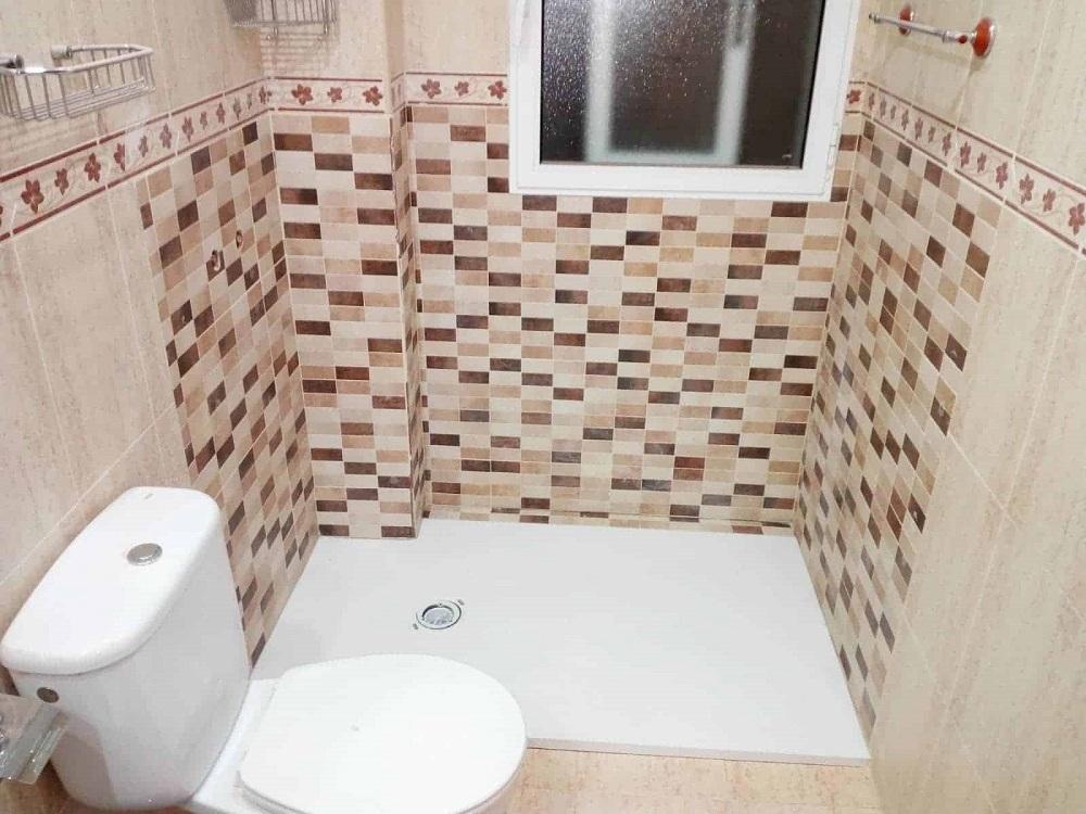 Precio cambiar bañera por ducha