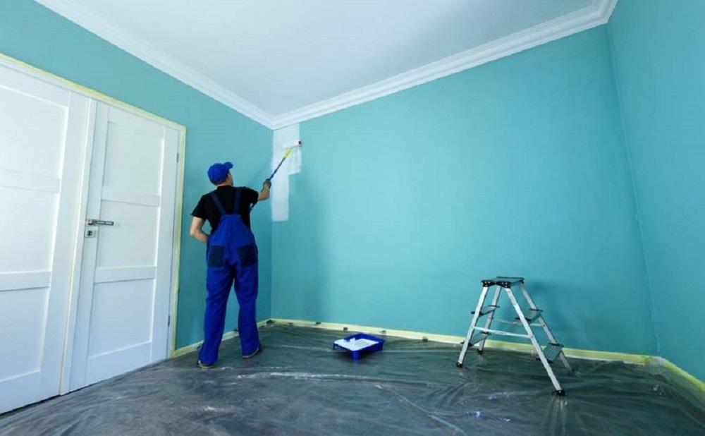 ¿Cuánto cuesta el m2 de pintura para pintar un piso?